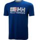 Helly Hansen Rune Shortsleeve Shirt Men blue